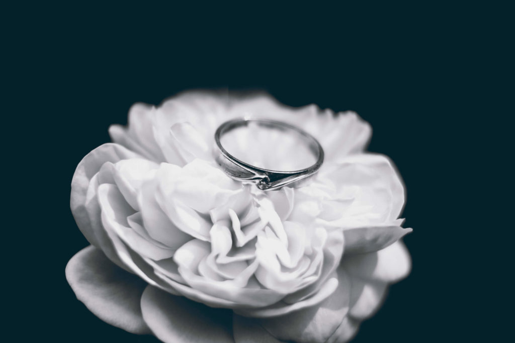 photo of silver ring 722905 1