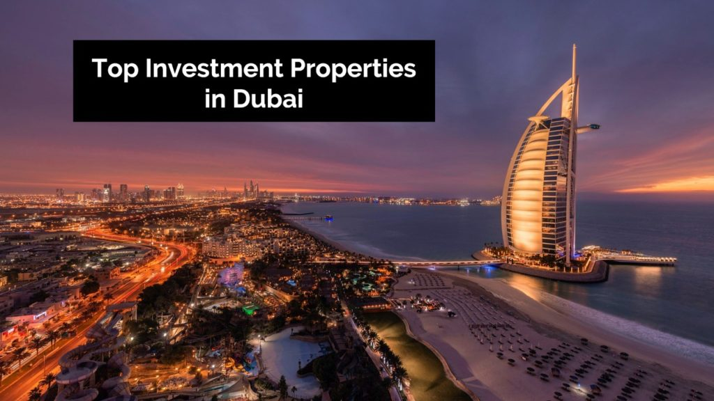 4 Top Investment Properties for Sale in Dubai in 2020