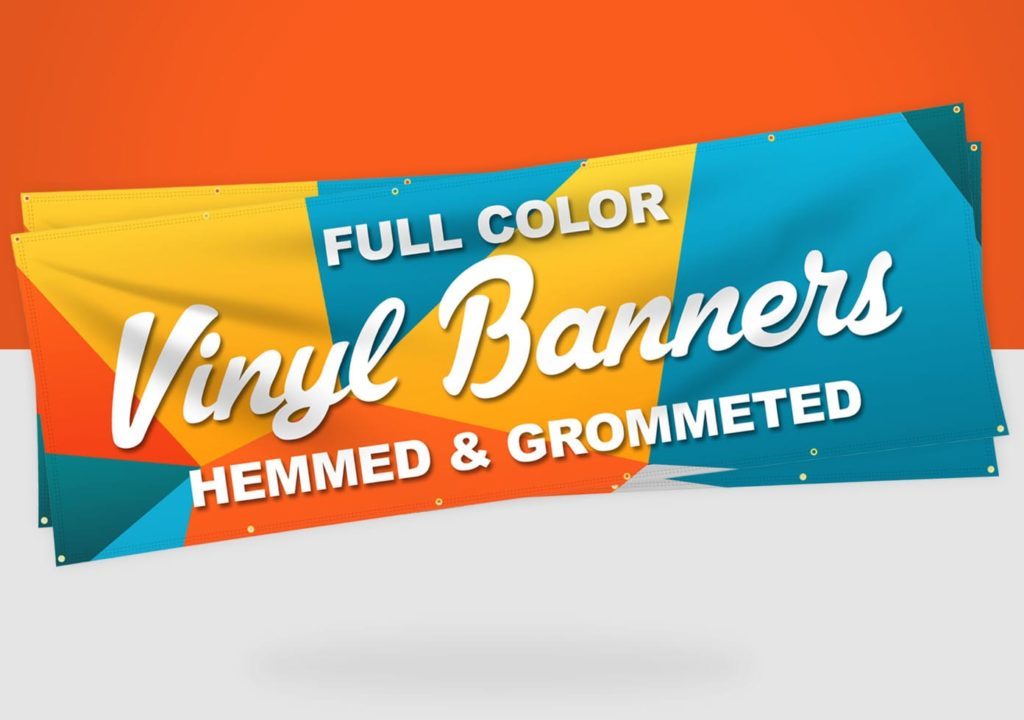 quickprints banners vinyl banners all sizes