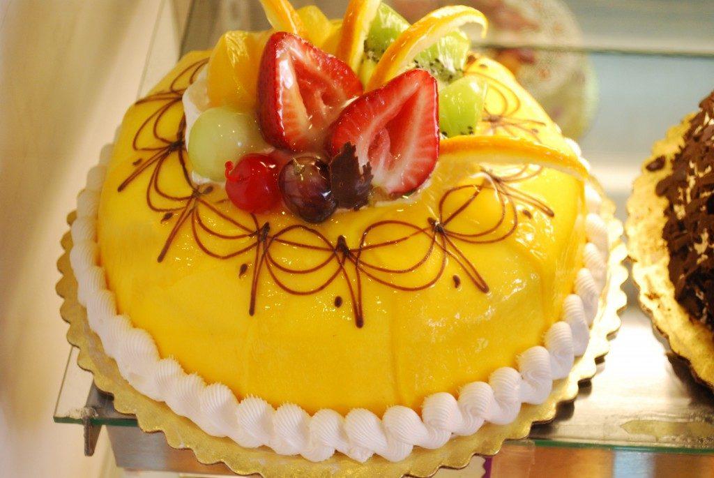 birthday cake flavours
