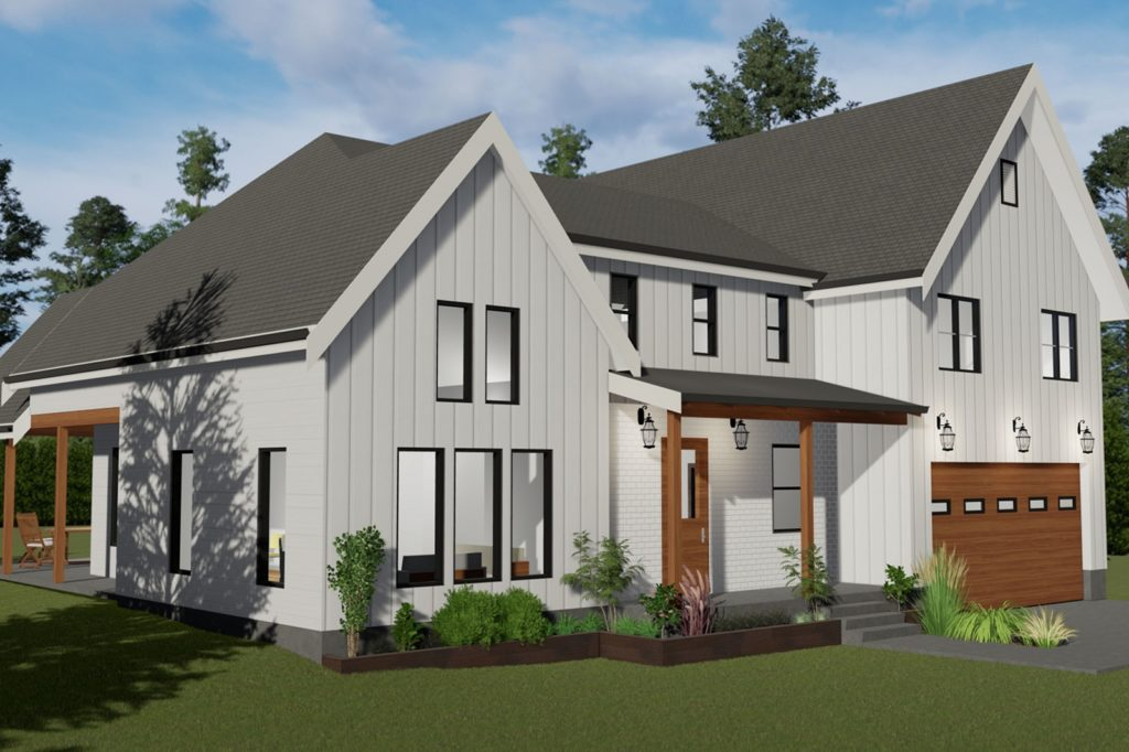 3D Architectural Rendering An Advantageous Resource for the Real Estate Industry