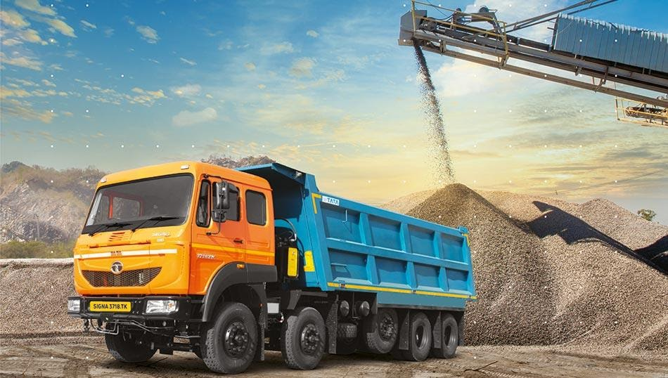 Everything You Need To Know About Tipper Trucks