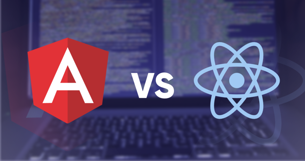 React VS Angular Which choice should your front