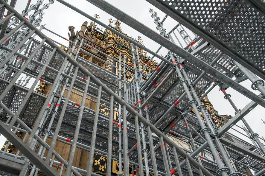Essential information about the cost of scaffolding