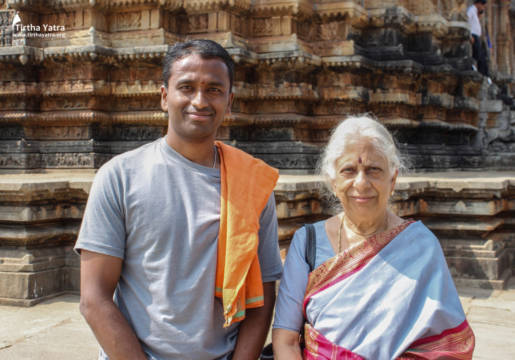 Ganga sagar senior citizen tour package