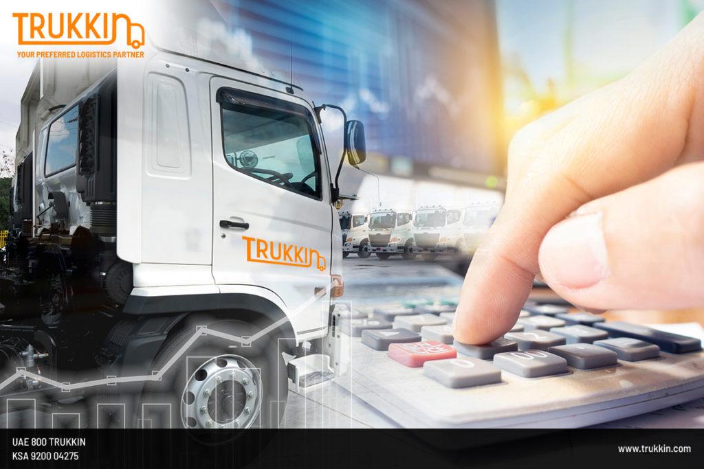 heavy truck transport company in Dubai