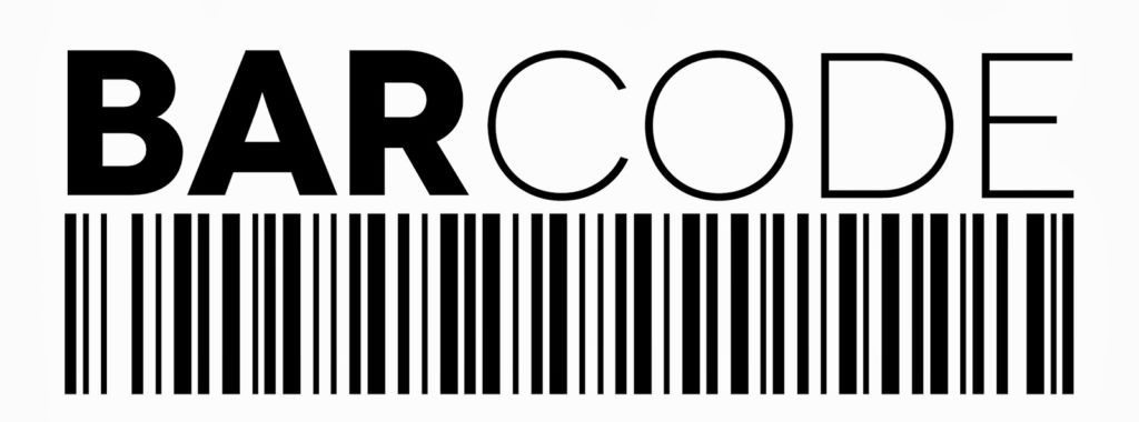 Bar Code Logo BIG