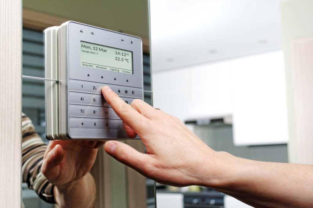 Title: What do you need while installing burglar alarm?