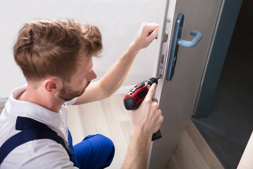 What things to consider before picking a gutter cleaner or locksmith?